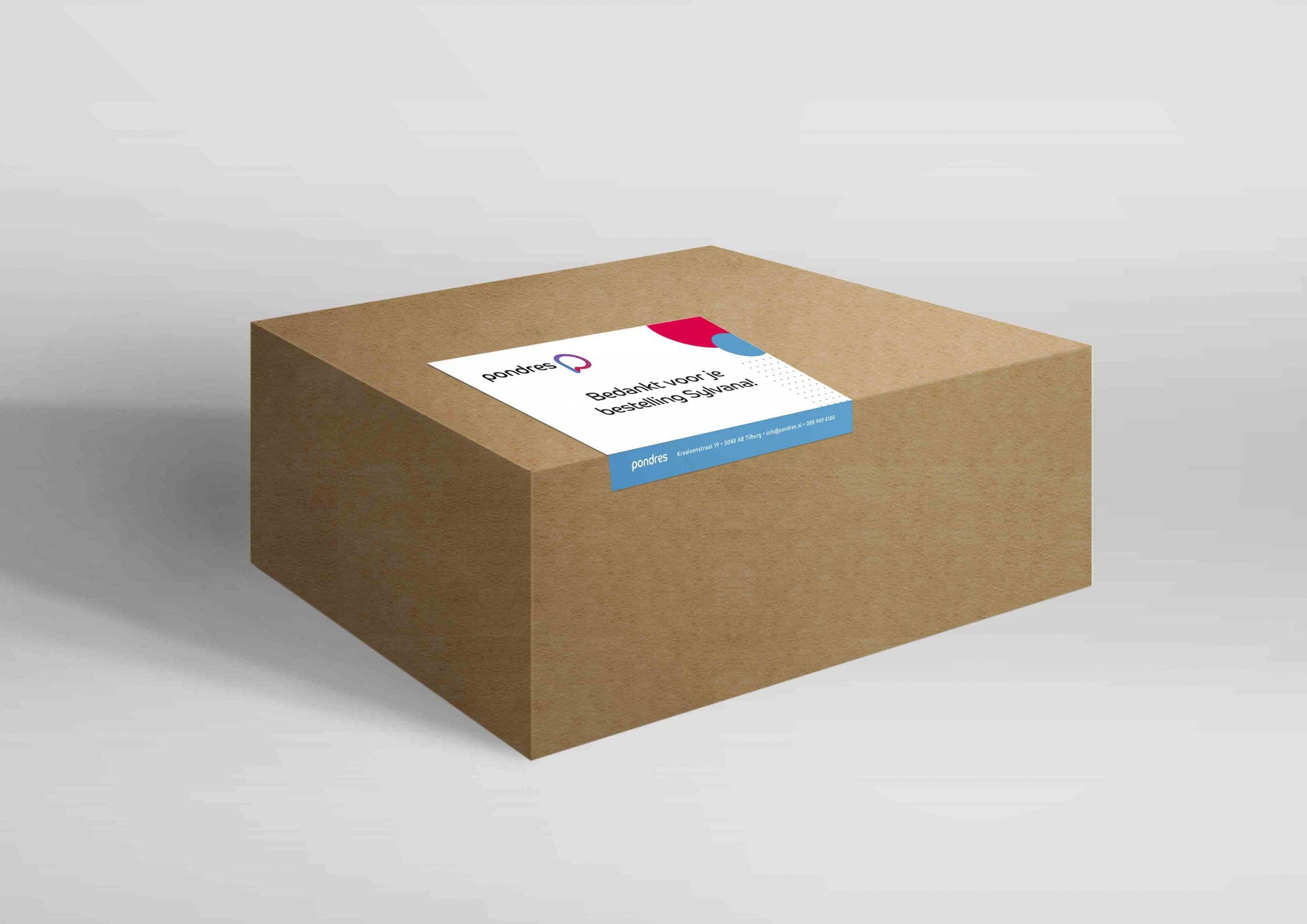 Gepersonaliseerde verpakkingen