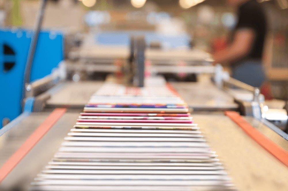 Brochures printen